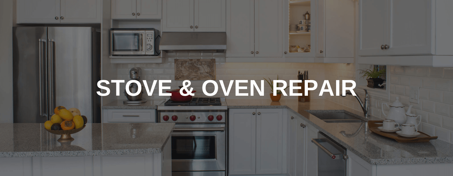 stove repair virginia beach